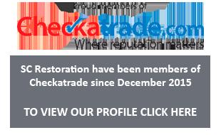 Checkatrade information for SC Restoration